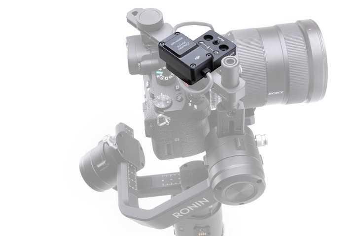 Ronin-S GPS modulis-DJI Ronin-S/SC-DJI-Dronai.lt                             title=