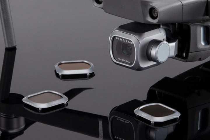 DJI 4 ND filtrų rinkinys dronui Mavic 2 Pro-DJI Mavic 2-DJI-Dronai.lt                             title=