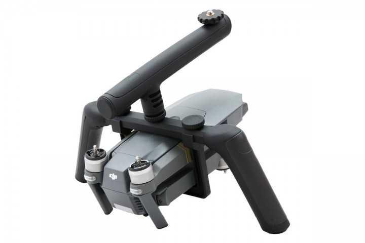 PolarPro Katana Pro filmavimo rankena DJI Mavic Pro dronui-DJI Mavic Pro-PolarPro-Dronai.lt                             title=