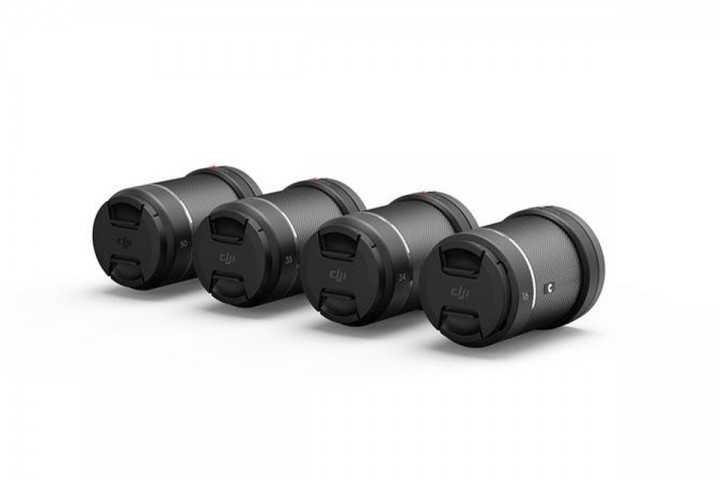 DJI Zenmuse X7 DL/DL-S objektyvų rinkinys-Zenmuse X serijos kameros-DJI-Dronai.lt                             title=