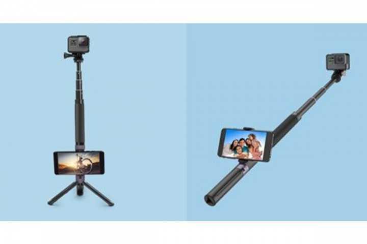 PGYTECH trikojis-lazda DJI Osmo Pocket/Action ir GoPro kameroms-PGYTECH-PGYTECH-Dronai.lt                             title=