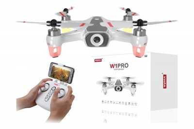SYMA W1 Pro Explorer dronas su GPS ir...