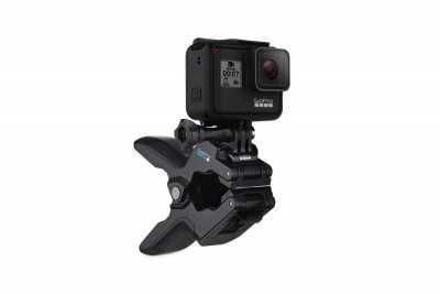 GoPro gnybtai su lanksčia alkūne