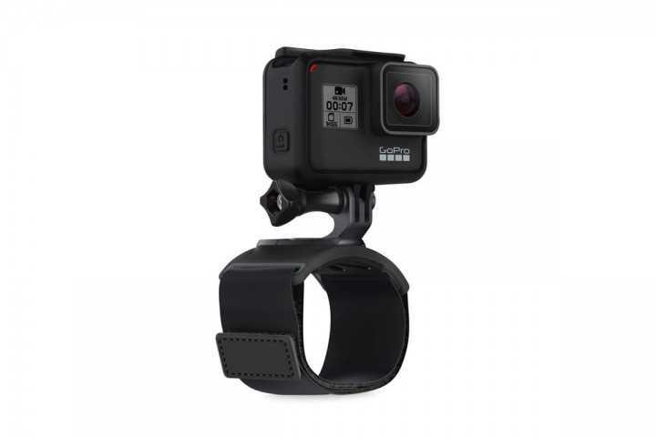 GoPro riešo ir kūno laikikliai-GoPro-GoPro-Dronai.lt                             title=