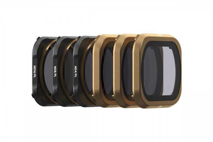 PolarPro 6 ND filtrų rinkinys DJI Mavic 2 Pro dronui-DJI Mavic 2-PolarPro-Dronai.lt                             title=