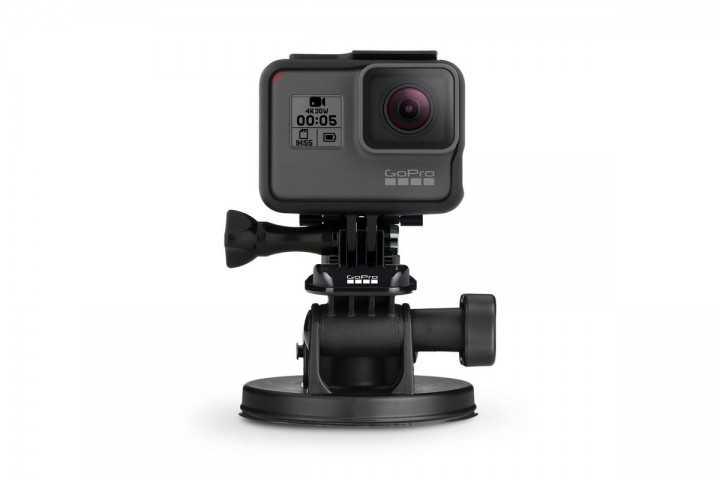 GoPro laikiklis - siurbtukas lygiems paviršiams-GoPro-GoPro-Dronai.lt                             title=