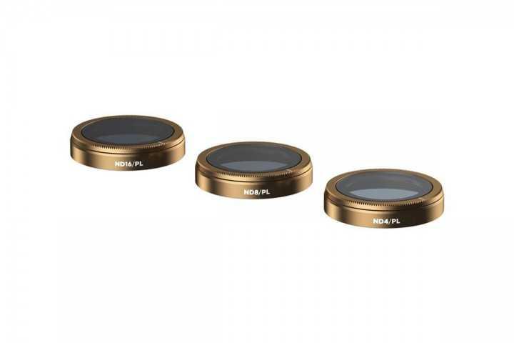 PolarPro Vivid 3 ND filtrų rinkinys DJI Mavic 2 Zoom dronui-DJI Mavic 2-PolarPro-Dronai.lt                             title=