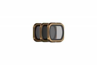 PolarPro Shutter 3 ND filtrų rinkinys...