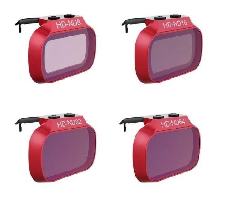 PGYTECH ND filtrų rinkinys Mavic Mini ir Mini 2 dronui-DJI Mavic Mini-PGYTECH-Dronai.lt                             title=