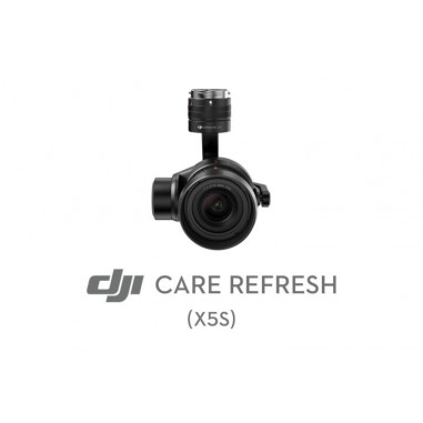 DJI Care Refresh Zensume X5S - 1 metų...