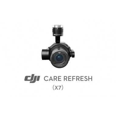 DJI Care Refresh Zensume X7 - 1 metų...