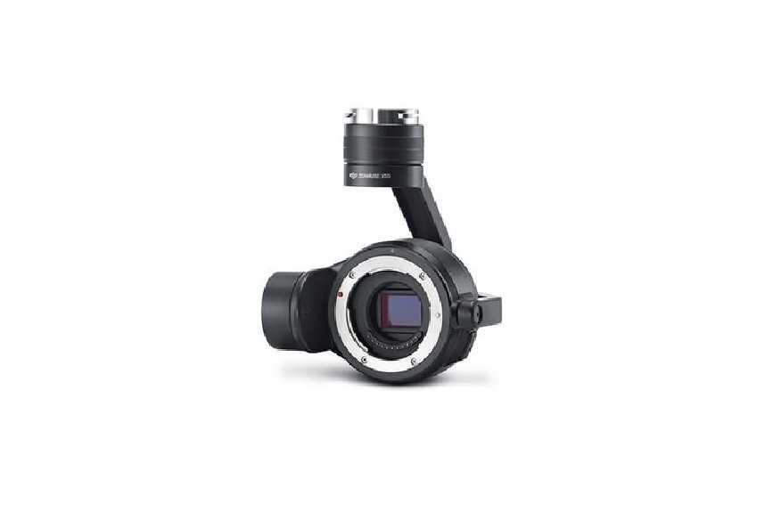 DJI Zenmuse X5S be objektyvo-Zenmuse X serijos kameros-DJI-Dronai.lt                             title=