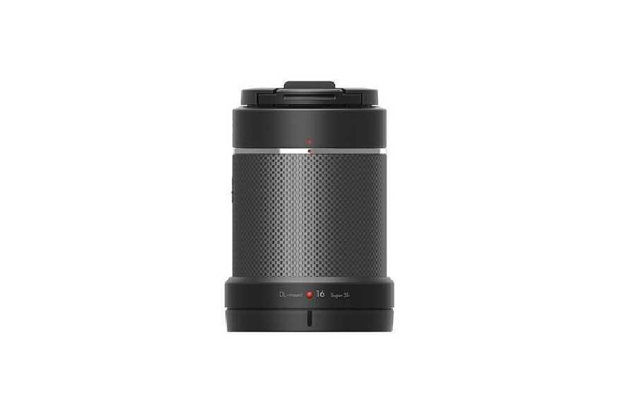 DJI Zenmuse X7 DL 50mm F2.8 LS ASPH objektyvas-Zenmuse X serijos kameros-DJI-Dronai.lt                             title=