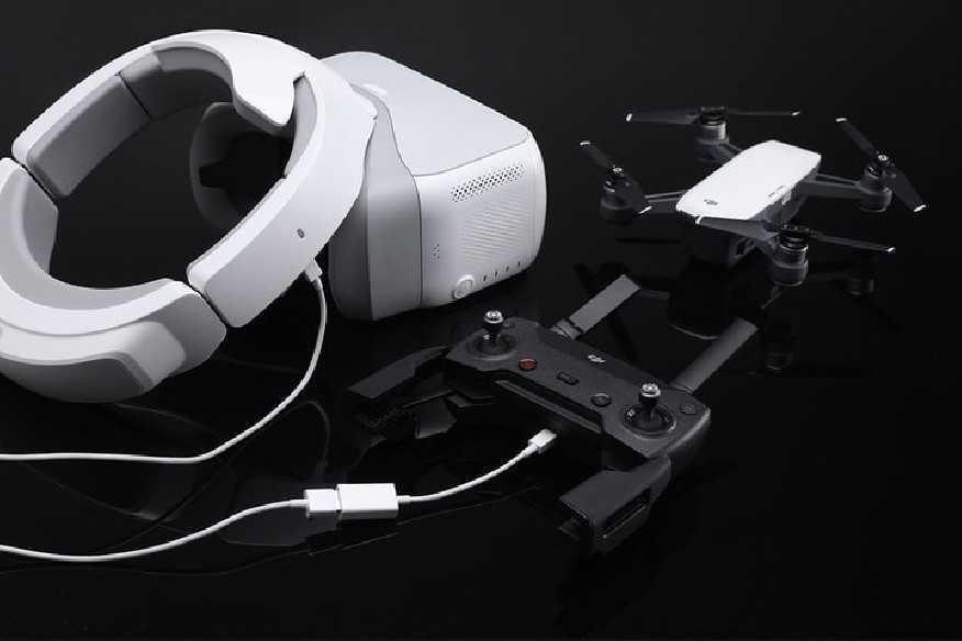 DJI Goggles micro USB OTG laidas-DJI Goggles-DJI-Dronai.lt                             title=