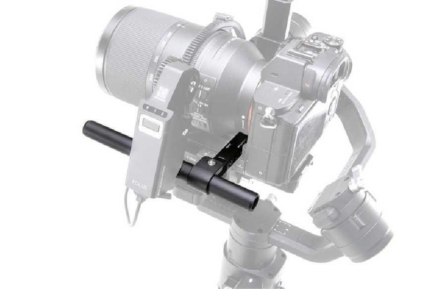 DJI Ronin-S PART 18 Focus Motor Rod Mount-DJI Ronin-S/SC-DJI-Dronai.lt                             title=