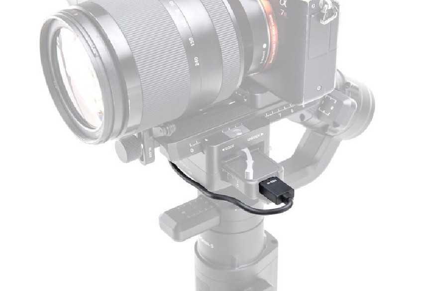 DJI Ronin-S PART 4 IR Control Cable-DJI Ronin-S/SC-DJI-Dronai.lt                             title=