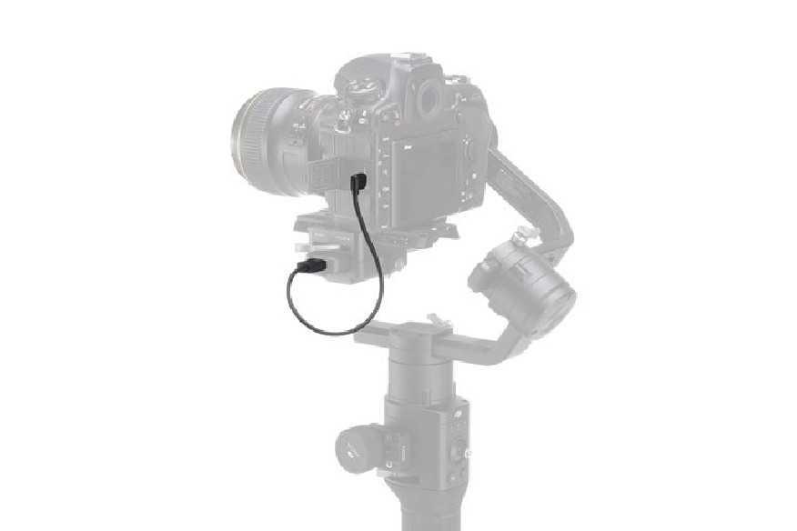 DJI Ronin-S PART 5 Multi-Camera Control Cable (Type-C)-DJI Ronin-S/SC-DJI-Dronai.lt                             title=